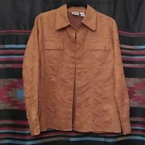 CHICO'S Southwest Style Top